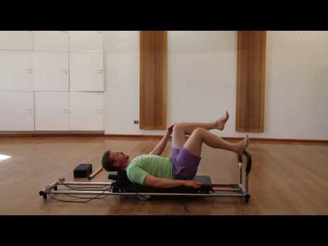 Bigginers Reformer Pilates class