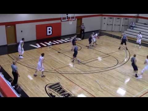 UW-Stout vs. Bethany Lutheran College-12/5/16