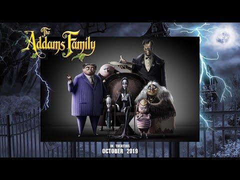 La Familia Addams - Nueva película de animación del famoso clan