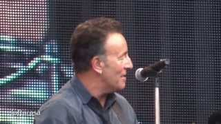 Bruce Springsteen - Better Days + Shake, Rattle and Roll (2013-07-05 - Mönchengladbach)