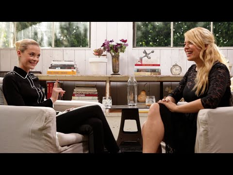 Jaime King  The Conversation With Amanda de Cadenet  LStudio created by Lexus