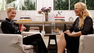 Jaime King | The Conversation With Amanda de Cadenet | L/Studio created by Lexus