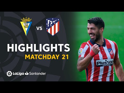 Cadiz Atletico Madrid Goals And Highlights