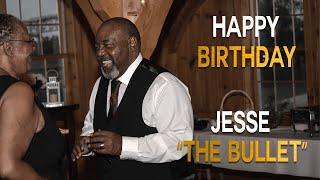 Happy Birthday Jesse Jr!