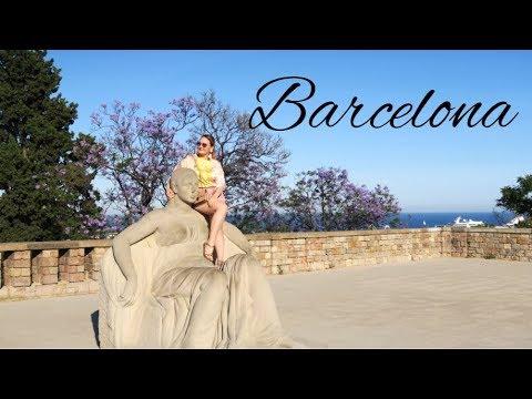 Vlog #73 - Surprize, Surprize in Barcelona