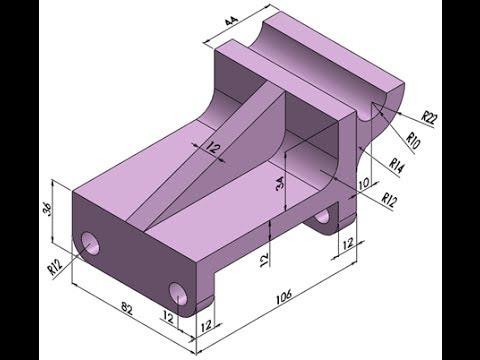 Solidworks Tutorial Basico De Reconocimiento