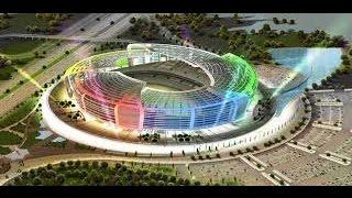 [Wow], Megahnya Stadion Di Indonesia untuk Piala Dunia 2026   andi curva