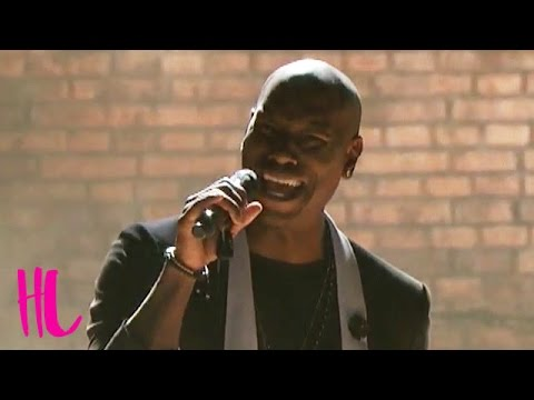 Tyrese Gibson Performs 'Shame' At Soul Train Awards 2015