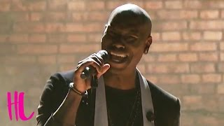 Tyrese Gibson Performs