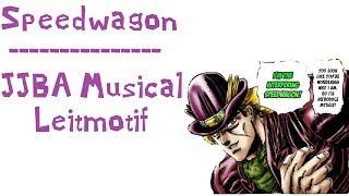 Robert Edward O. Speedwagon - Tough Guys (JJBA Musical Leitmotif) (Happy Birthday Araki)