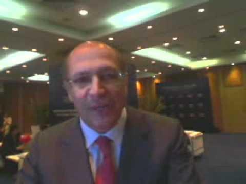 Ask A Leader 2011 - Geraldo Alckmin Governor of Sao Paulo (portuguese)