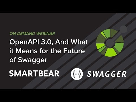 OpenAPI 3.0, And What it Means for the Future of Swagger