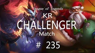 Korea Challenger Match #235/LO…