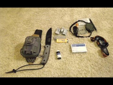 The Scout Survival Kit