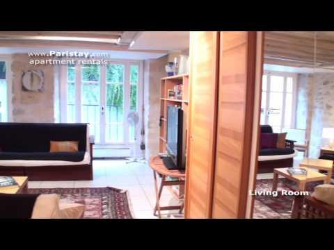 Paris apartment le marais 2 bedroom