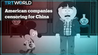 American censorship for China