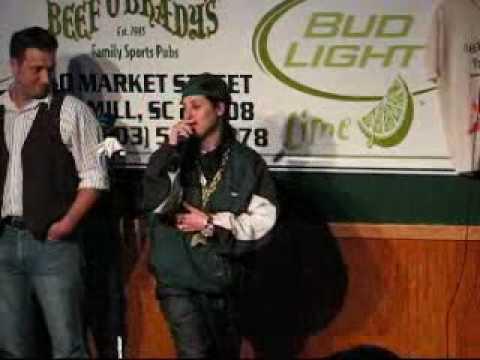 Biz Markie - You Got What I Need - YouTube Karaoke Challenge - 1-29-2010