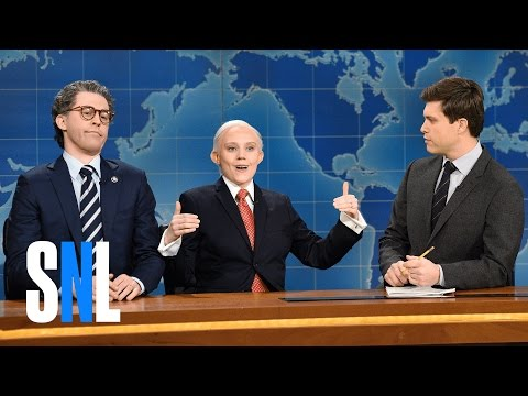 Thumbnail: Weekend Update: Al Franken and Jeff Sessions - SNL