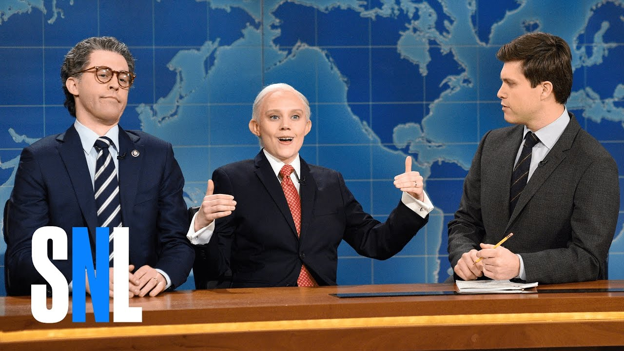 Here's how late-night TV reacted to Jeff Sessions' testimony