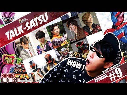 TALK-SATSU #9 -  BANYAK YANG  PADA BALIK LAGI DI MOVIE HEISEI GENERATIONS FINAL ? MERINDING !