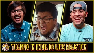 Traffic Life (Traffic In India Be Like) | Jordindian Reaction and Discussion