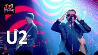 """[HD] U2 - """"Vertigo"""" 10/16/15 TFI Friday"""