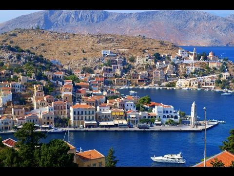 Экскурсии в Греции - круиз на остров Сими с TEZ TOUR (Греция, Родос)