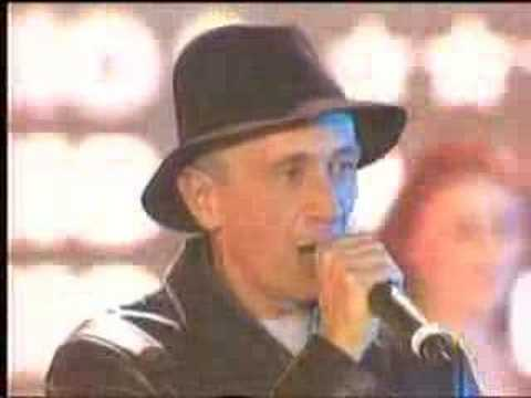Savage  Dont cry tonight   in Moscow 2005
