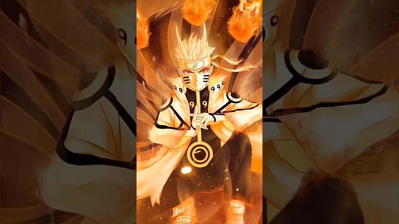 Naruto Wallpaper Bergerak Wallpaper Master Youtube