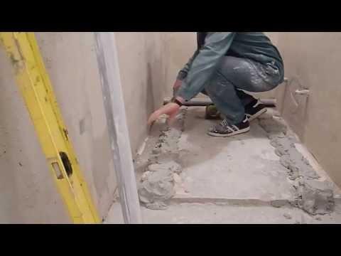 видео: Стяжка по маякам,своими руками