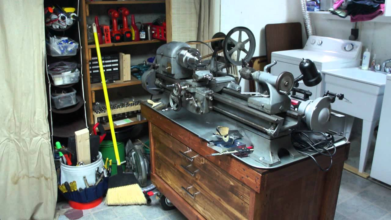 My little basement machine shop youtube - Basement design tool ...