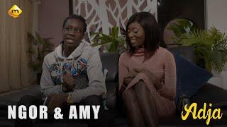 Série ADJA - Amy et Ngor en toute complicité....