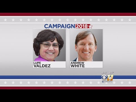 The Day After: Democrats Lupe Valdez And Andrew White Go Head-To-Head In Runoff