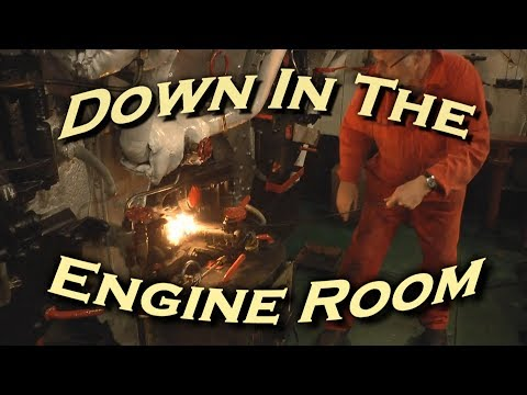 "Steamship Documentary ""Down In The Engine Room"" 2017"