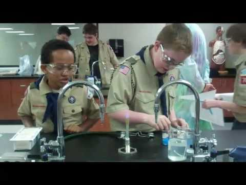 Boy Scouts Merit Badge College