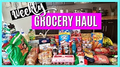 WALMART GROCERY HAUL | FAMILY OF 4 GROCERIES | $100 BUDGET
