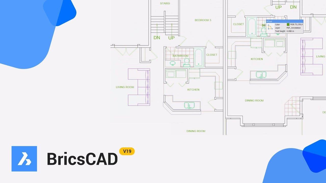 BricsCAD is the best AutoCAD alternative