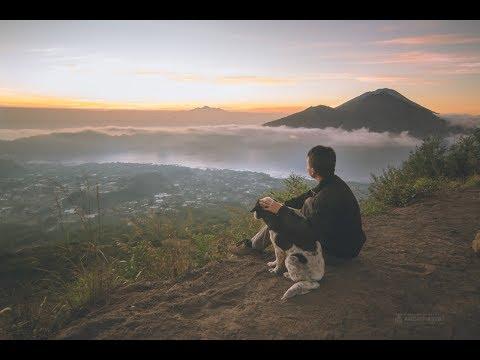 [VLOG] Mt Batur (Bali) - Hiking & Sunrise