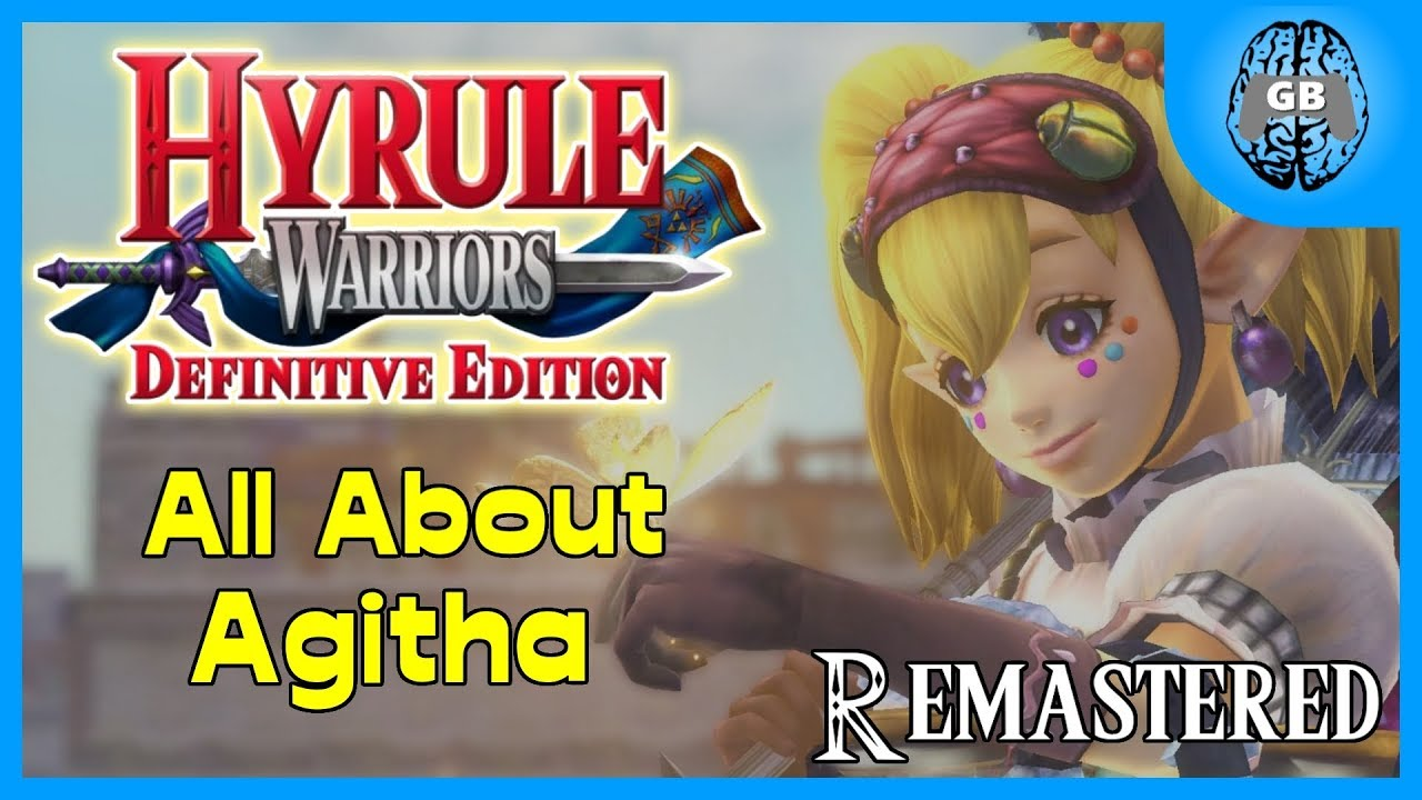 All About Agitha Parasol Guide Remastered Hyrule Warriors