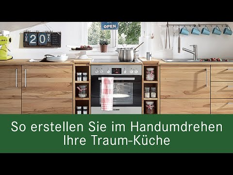 "Massivholz-Modulküche ""Culinara"" - Besonderheiten"