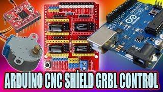 vuclip Arduino CNC Shield Grbl Kurulumu & Kontrol
