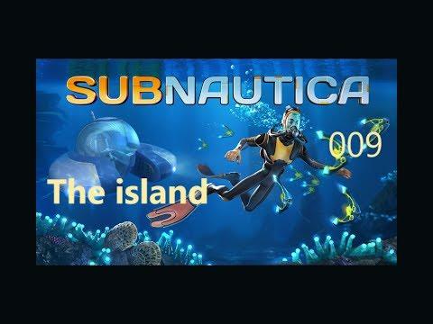 Subnautica 009 The island