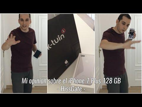 """Mi opinión sobre iPhone 7 Plus: """"El peor móvil de Apple de todos los tiempos"""" #HissGate"""