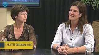 In Gesprek Met | Juliette Daelmans Orie en Anneke van den Broek ( Walk To Fight Cancer )