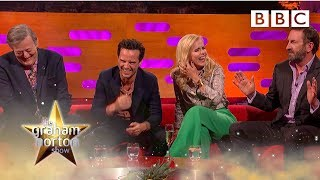 When Lee Mack ate a laxative and went on stage… 😂💩 | The Graham Norton Show - BBC