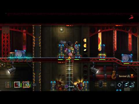 SteamWorld Heist - Survive the Ambush! |