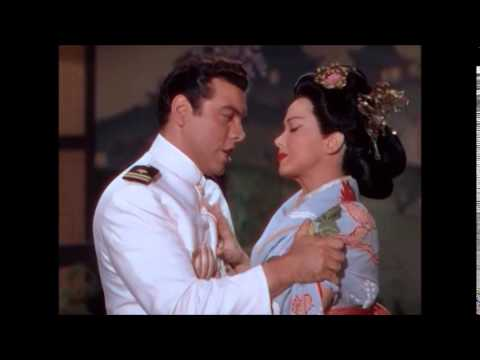 Mario Lanza and Kathryn Grayson perform Madame Butterfly