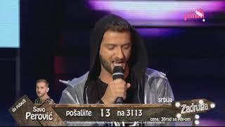 Zadruga 2 - Zadrugovizija: Savo Perović - Trans - 24.12.2018.