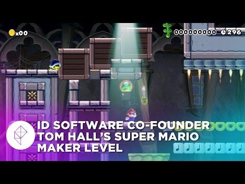 Watch a Doom designer's take on Super Mario Maker