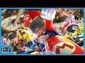 Racing in MK8 Blindfolded?! | Mario Kart 8 Deluxe | Nerdica Live